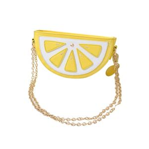 Zitronen Tasche