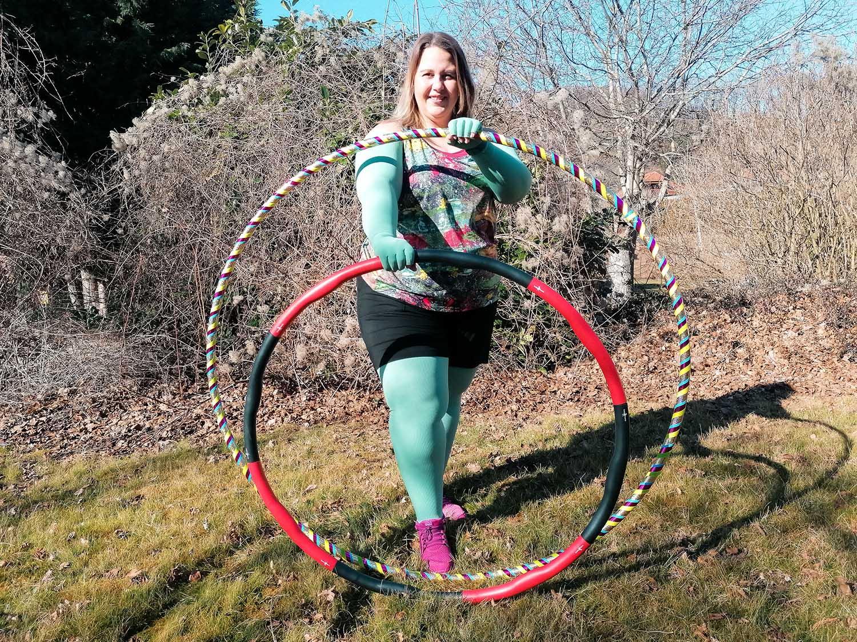 lipoedem mode hula hoop simone schäfer fashion in compression