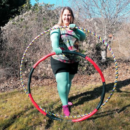 lipoedem fashion hula hoop simone schäfer fashion in compression