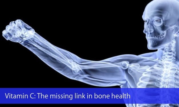 Vitamin C: The missing link in bone health