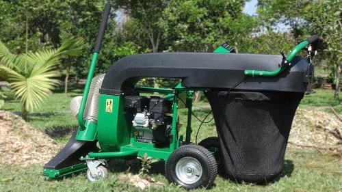 Leaf Vacuum Shredder