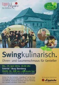 2014-06-19_LippeMusic_Swing-kulinarisch_Plakat