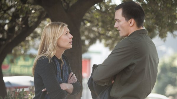 Homeland: About a Boy - Carrie and Quinn argue