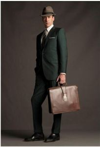 DD classic briefcase