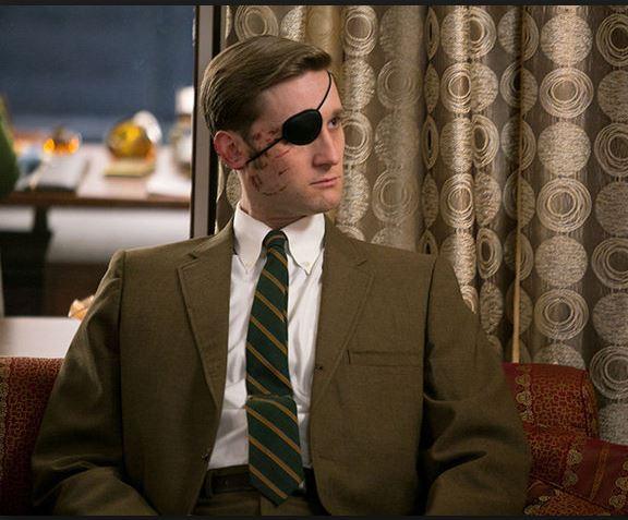 Ken Cosgrove eye patch