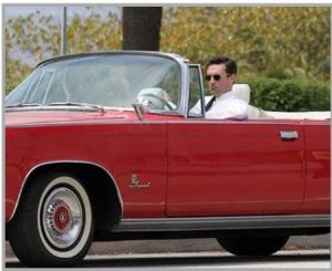 Don red convertible