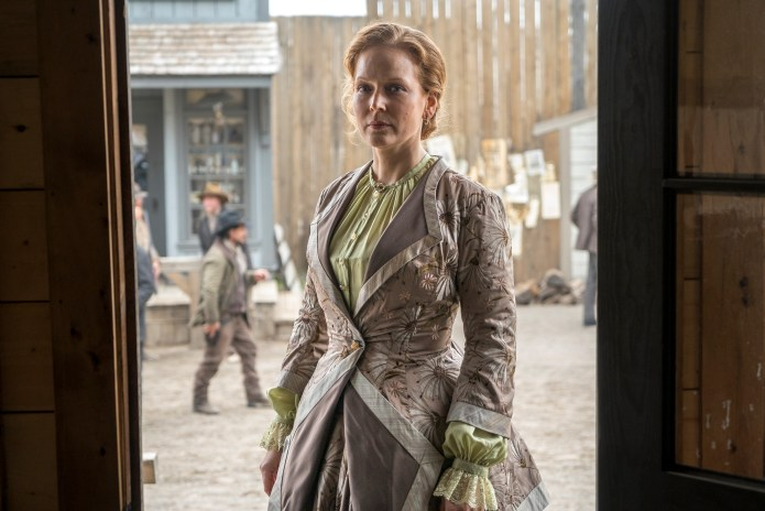 Maggie Palmer, Hell on Wheels