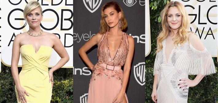 Best Dressed Golden Globes 2017 Hollywood Style