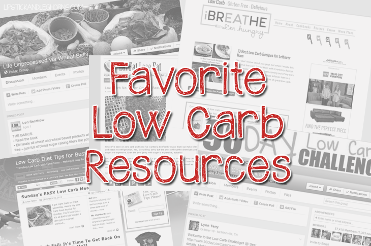 low-carb-resources