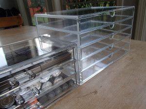 Amazon drawers vs Muji drawers
