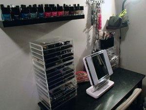 Acrylic drawers - Muji vs Amazon