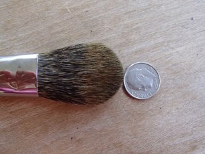 Cheek Brush - Paddle