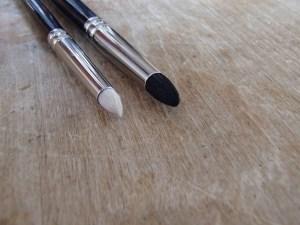 Eye Brushes: Pointed