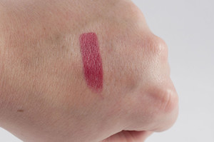Burberry Lip Cover Claret Swatch