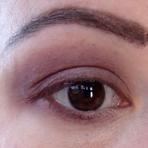 Laura Mercier Purple Smoky Eye
