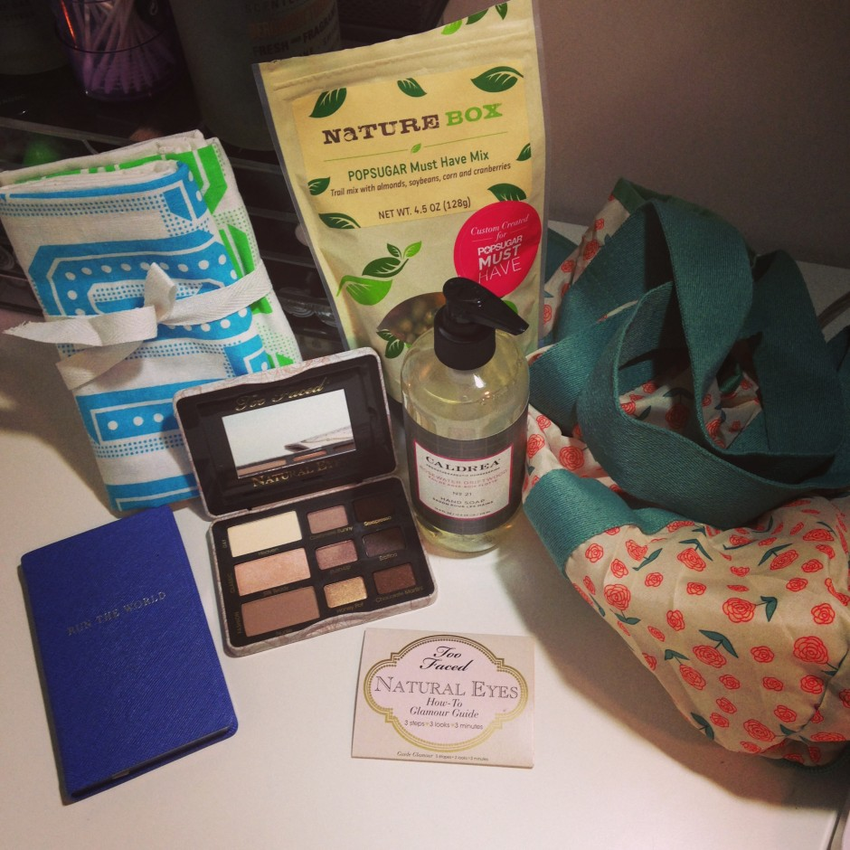 PopSugar Must-Have Box April