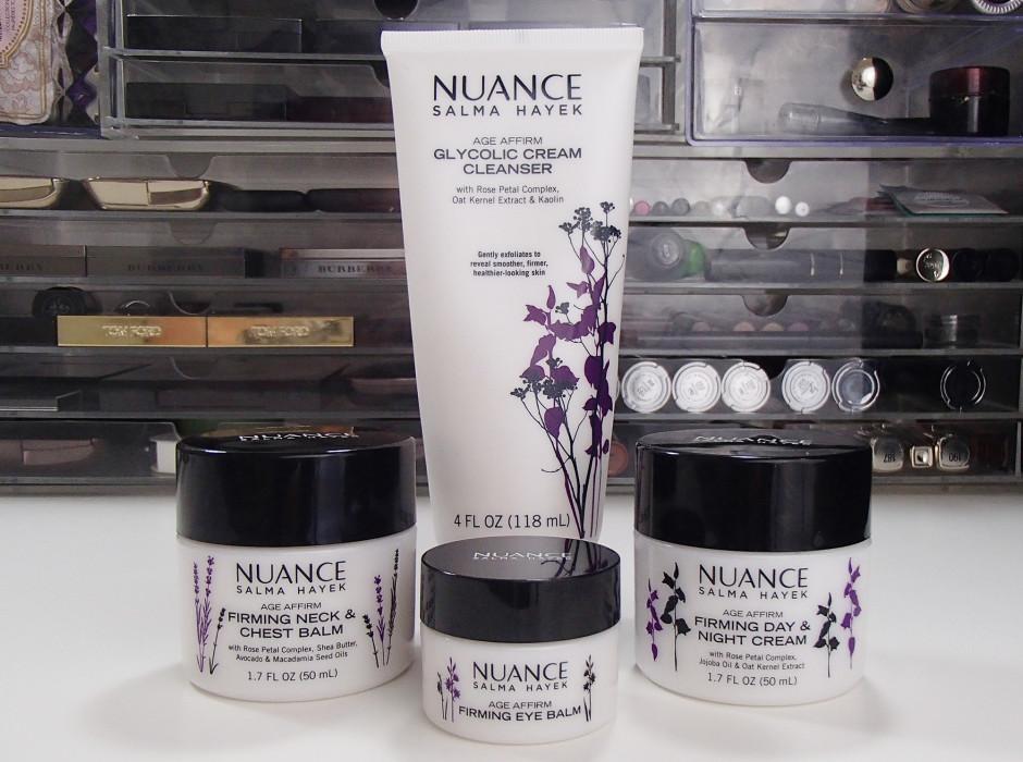 Nuance Age Affirm Skincare