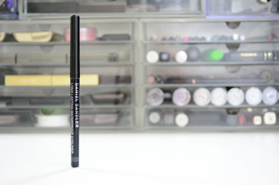 Daniel Sandler Waterproof Velvet Eyeliner Gray Velvet