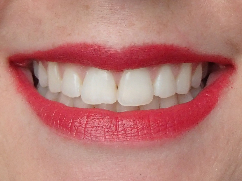 Givenchy Le Rouge lip swatch - Rouge Egerie