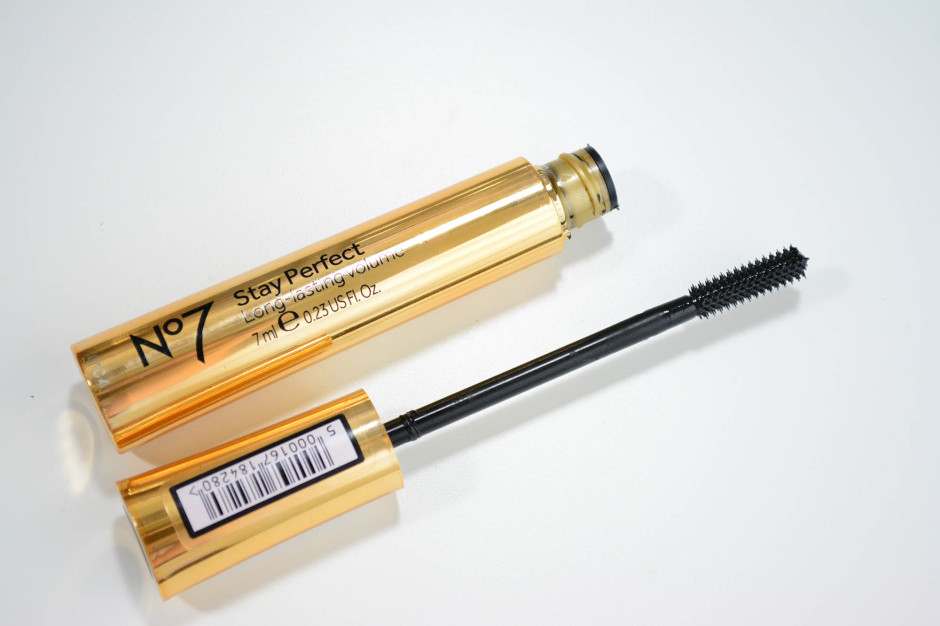 No7 Stay Perfect Mascara Review