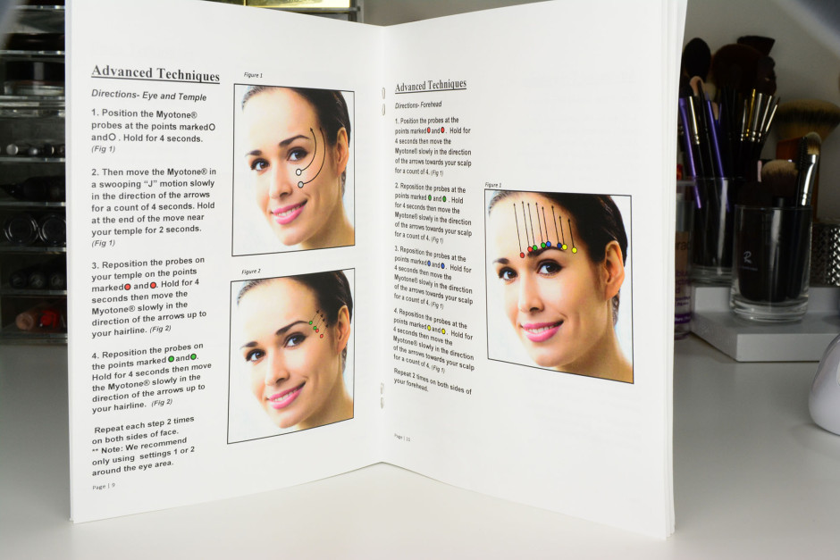 Myotone Facial Toning System