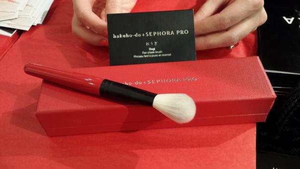 Sephora x Hakuhodo Collaboration