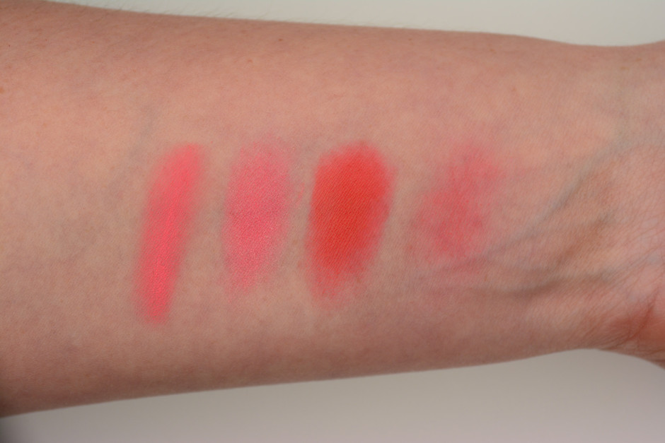 Becca Mineral Blush Lantana Review Swatches