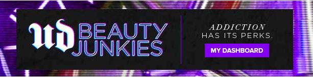 Urban Decay Beauty Junkies Rewards Referral