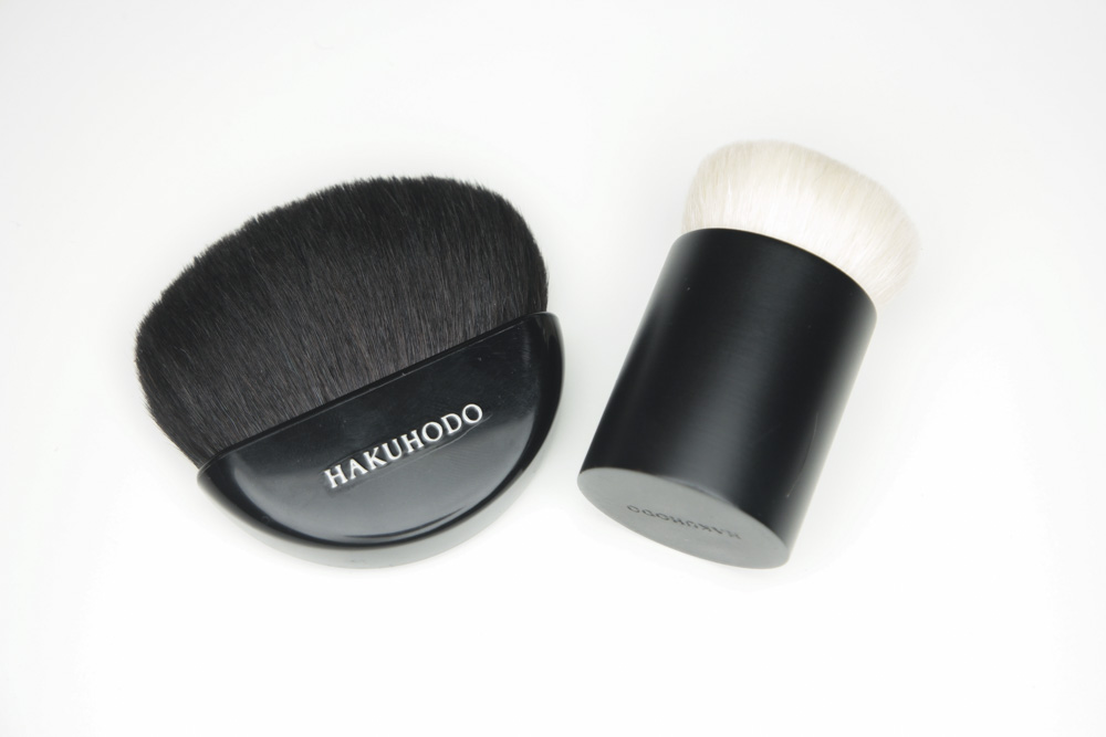 Hakuhodo Brushes - Short Handled Brushes