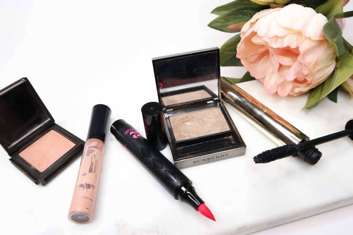 Lazy Day Makeup Go-To Products