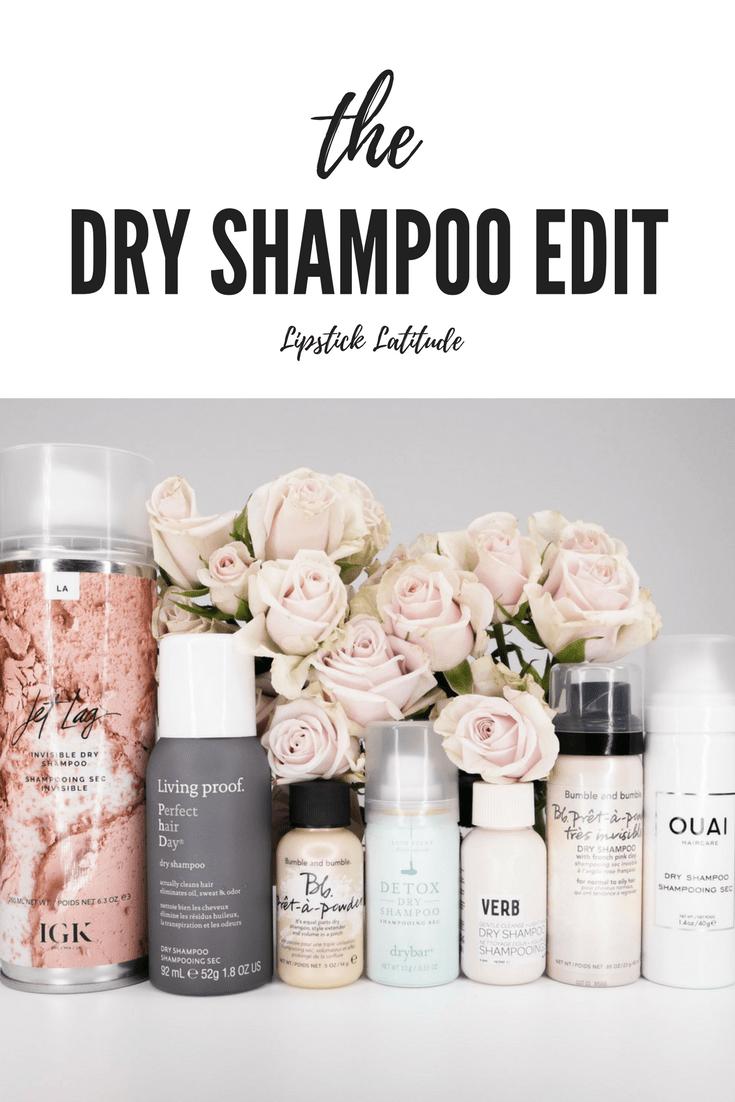 Dry Shampoo Comparison