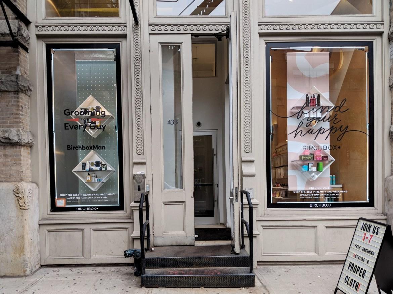 NYC Beauty Shopping Guide - Birchbox