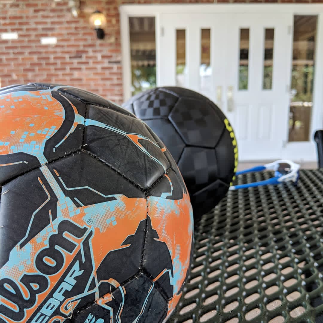 Summer Goings-On - Soccer