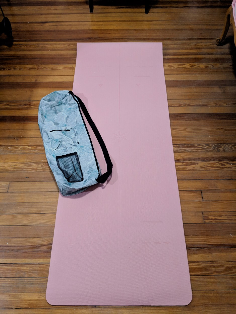 HeathYoga Mat Review