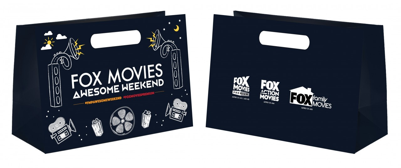 Fox Movies Invites You To An Awesome Weekend At Setia City