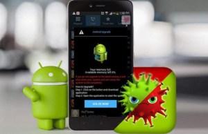 cara menghapus adwere di android