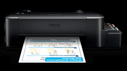 cara instal printer epson l120 tanpa cd