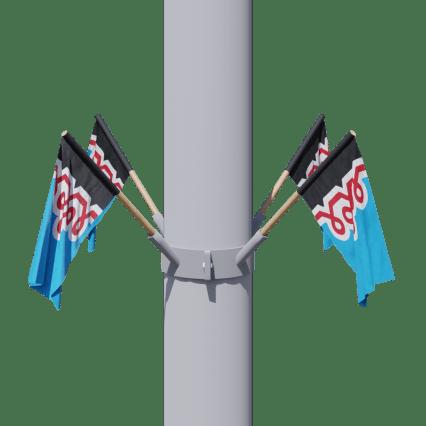 Omavalitsuse valguspostilipp
