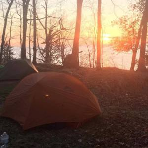 Presque Isle State Campground