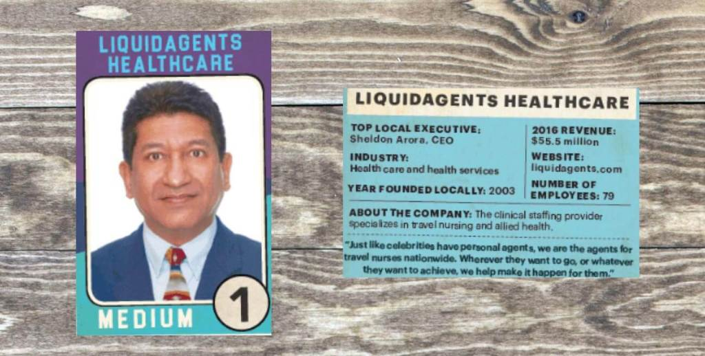 LiquidAgents Travel Healthcare Ranks Best Place to Work in Texas