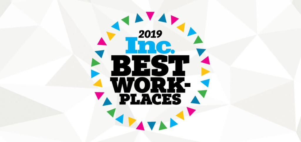 LiquidAgents Healthcare Named one of Inc. Magazine's Best Workplaces for 2019