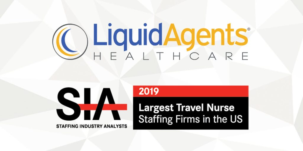 LiquidAgents Healthcare Named a 2019 Largest Healthcare Staffing Firm by Staffing Industry Analysts