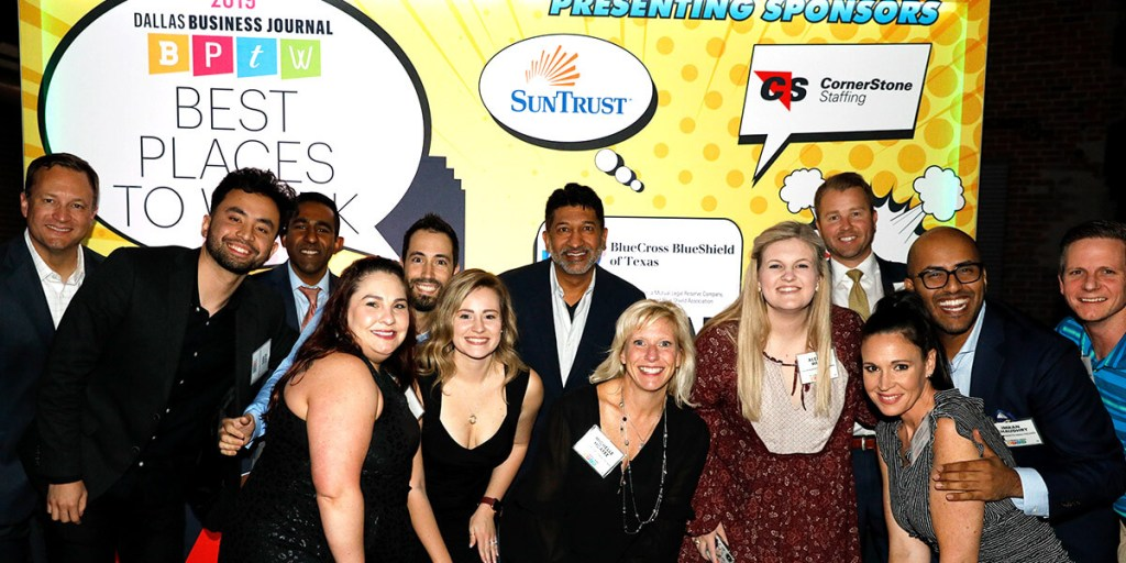 LiquidAgents Healthcare Ranks No. 1 in the 2019 Best Places to Work in North Texas Awards