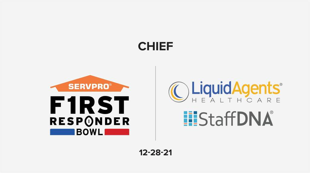 LiquidAgents Healthcare Teams Up With SERVPRO First Responder Bowl