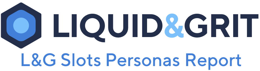 Slots Personas Report Q1 2019
