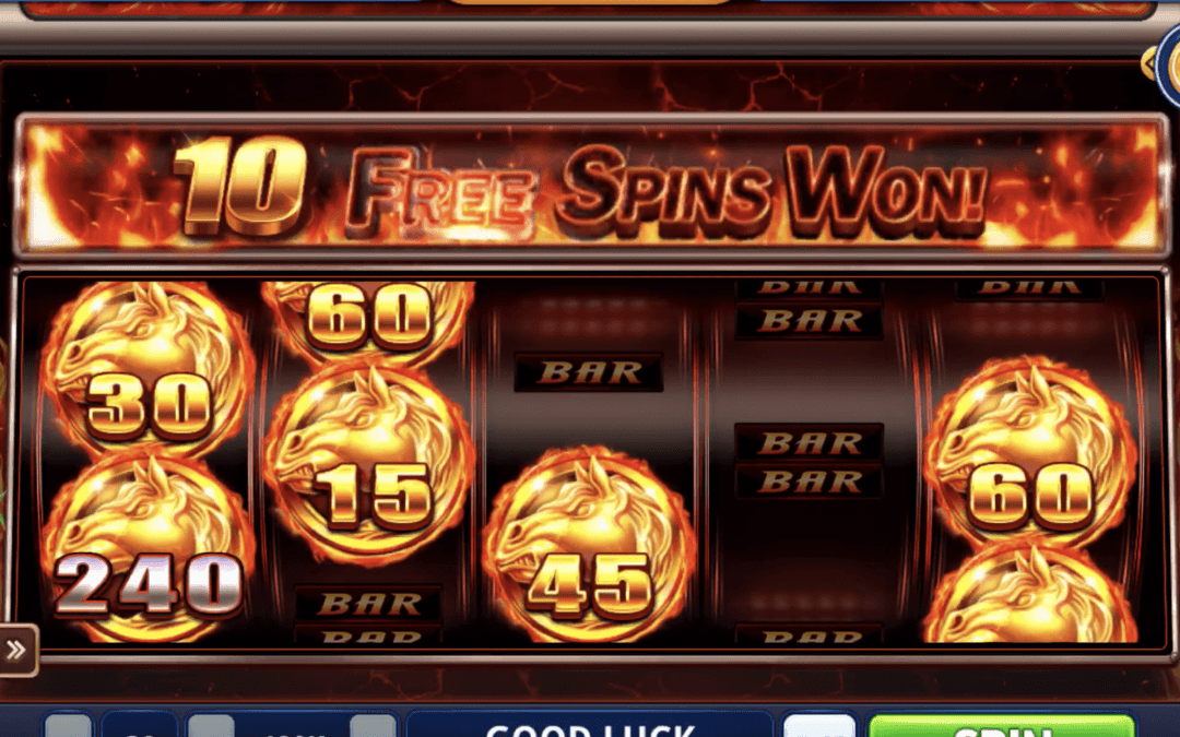 Slot Design Report: March 2019