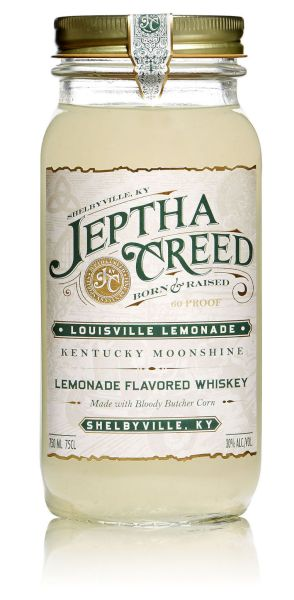 Jeptha Creed Lemonade Moonshine