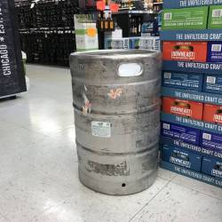 Beer Keg at Liquid Assets