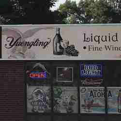 Outdoor Sign - August 2019