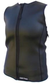 women's 2.5mm smooth skin wetsuit vest